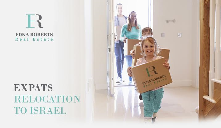 Edna Roberts | Expats Realty Relocation To Israel