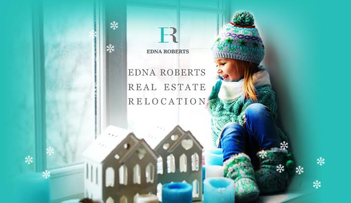 Edna Roberts Real Estate Agency In Israel | Season's Greetings
