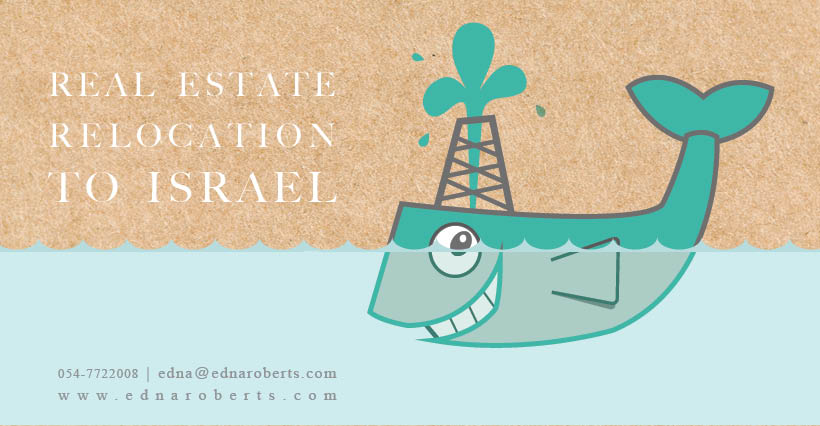 Edna Roberts Real Estate | Relocation To Israel - Oil & Gas People