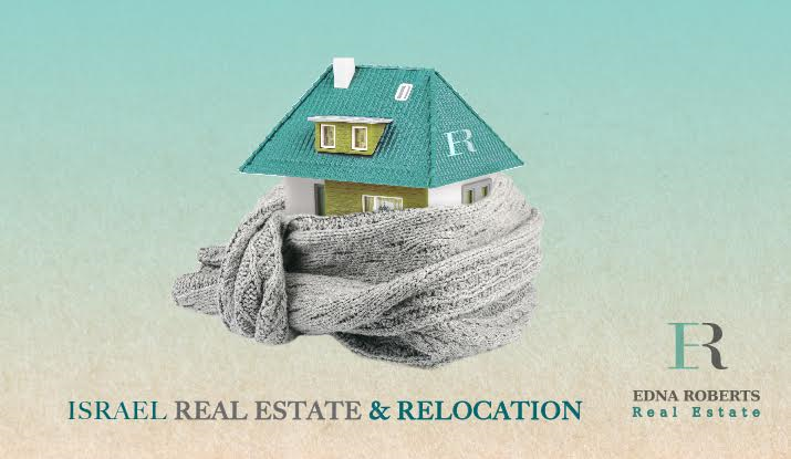 Edna Roberts | Israel Real Estate & Relocation
